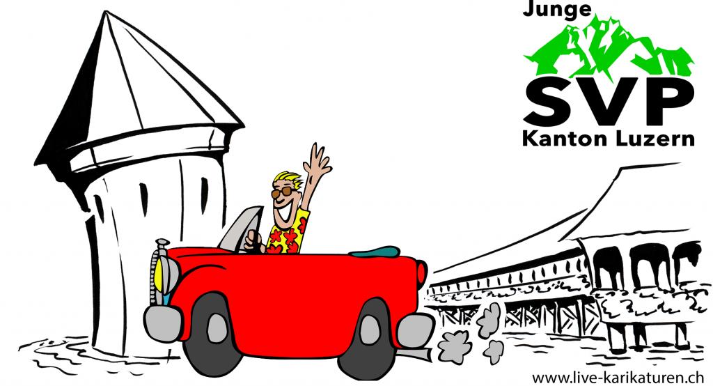 JSVP lanciert Petition zur verfehlten Verkehrspolitik