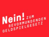 JSVP Luzern unterstützt das Referendum gegen das Geldspielgesetz